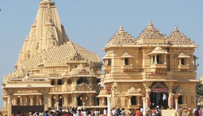 बिगर हिंदूंना सोमनाथ मंदिरात परवानगीशिवाय प्रवेश नाही