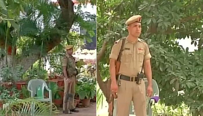 'मांझीं'नी आंबे खाऊ नये म्हणून नितीश कुमारांची मुख्यमंत्री बंगल्याला सुरक्षा