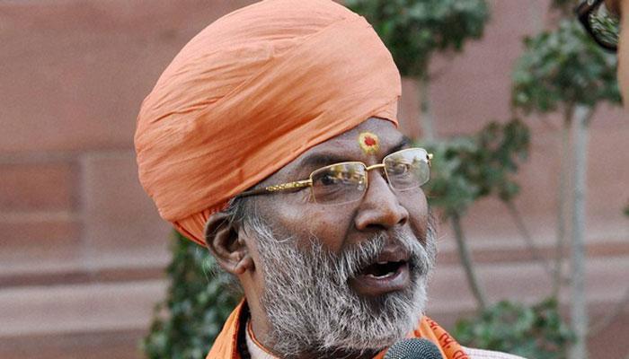राम मंदिर निर्माणाचा मार्ग कोणीही अडवू शकत नाही :  साक्षी महाराज