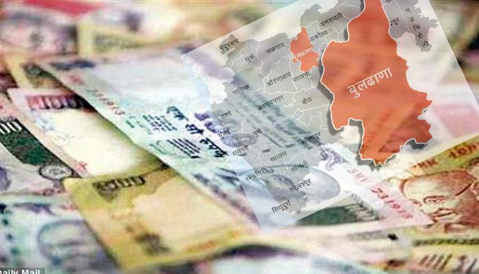 बुलडाण्यात पैशांचा पाऊस, नकली नोटा देणारी टोळी अटकेत