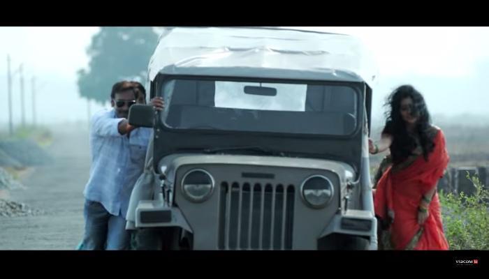 व्हिडिओ : अजय देवगणच्या 'दृश्यम' या सिनेमा  ट्रेलर लॉन्च