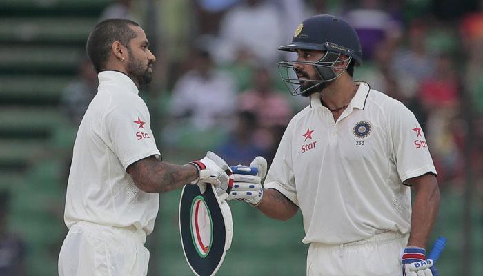 भारत-बांग्लादेश एकमेव कसोटी अनिर्णित!
