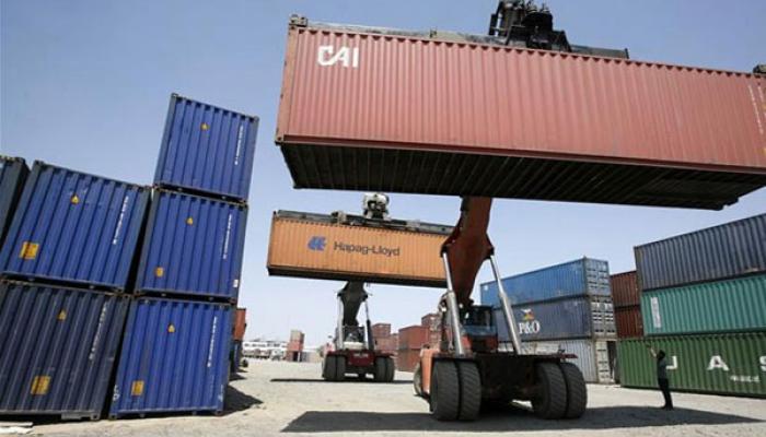 भारताच्या निर्यातीत घट