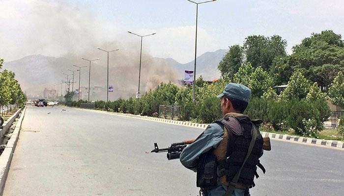 अफगाणिस्तानच्या संसदेवर दहशतवादी हल्ला, तालिबानने घेतली जबाबदारी