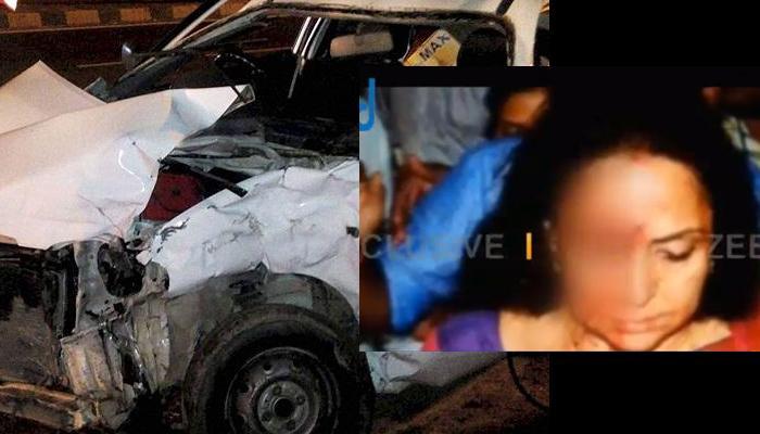 हेमा मालिनीच्या ड्रायव्हरला अपघातप्रकरणी अटक