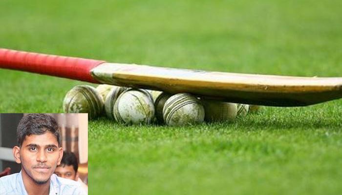 छातीवर बॉल लागल्यानं ब्रिटिश तमिळ क्रिकेटपटूचा मृत्यू