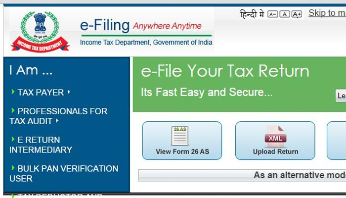 Online e - File your Income Tax returns and get fast Income Tax Refund