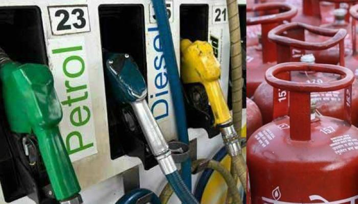पेट्रोल, डिझेलसह सिलिंडर स्वस्त