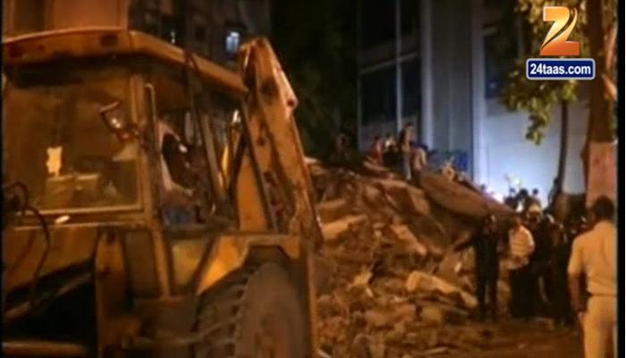 ठाणे इमारत दुर्घटना : काळीज पिळवटून टाकणारी करूण कहाणी