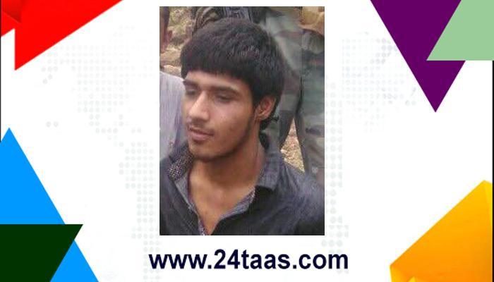 फोटो: कसाबनंतर पहिल्यांदा जिवंत दहशतवादी पकडला
