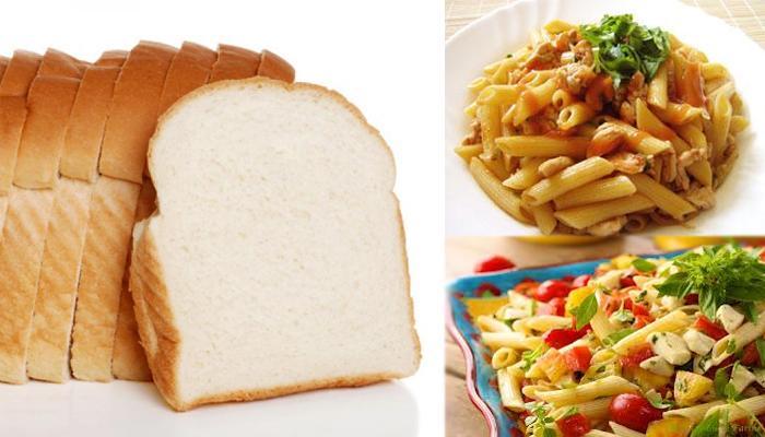 व्हाइट ब्रेड आणि पास्तामुळे आपण जावू शकता नैराश्यात...