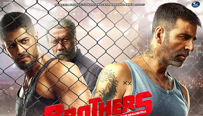 फिल्म रिव्ह्यू : बॉलिवूडचे वॉरियर 'ब्रदर्स'
