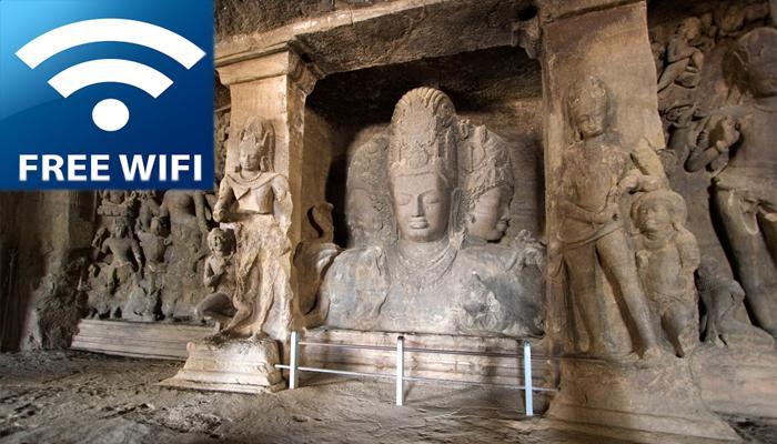 देशातल्या २५ पौराणिक पर्यटन स्थळांवर आता पर्यटकांना फ्री वायफाय