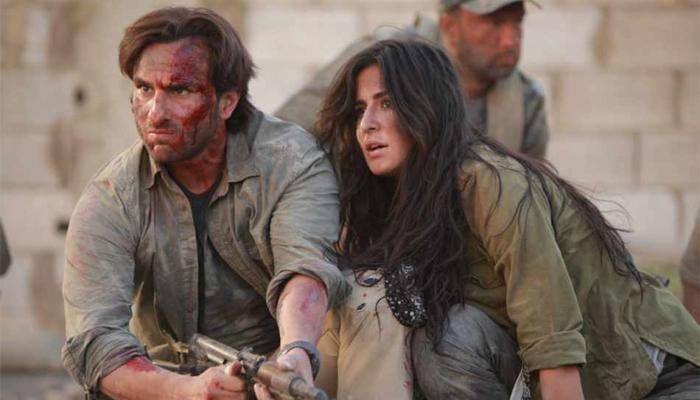 सैफ-कतरिनाच्या 'फँटम' चित्रपटावर पाकिस्तानात बंदी