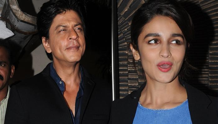 शाहरुख-आलिया भट्ट गौरी शिंदेंच्या सिनेमात एकत्र!