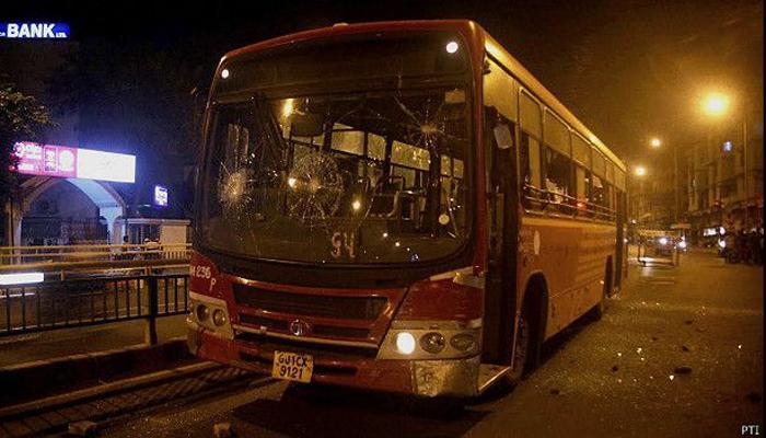 अहमदाबाद, सुरत, मेहसाणामध्ये कर्फ्यू