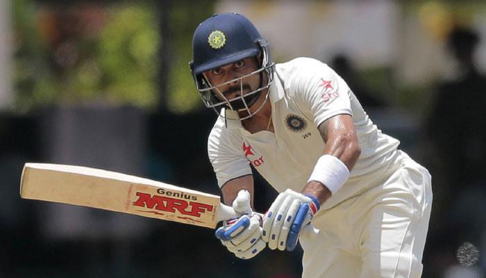 भारताने कसोटी मालिका जिंकली (स्कोअरकार्ड)