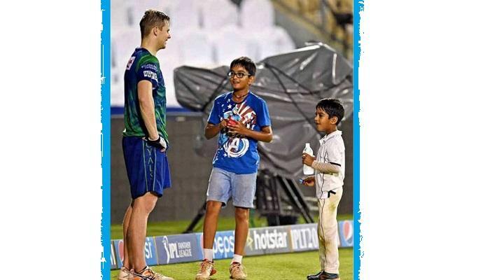 द्रविडच्या मुलाने ७७ रन्सच्या जोरावर टीमला जिंकवलं