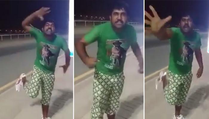 व्हिडिओ : पाक नागरिक मोदींवर टीका करायला गेला, आणि...