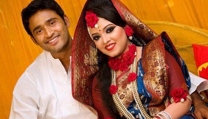 बांग्लादेशी क्रिकेटर शहादत हुसैनला पत्नीसह अटक होणार?