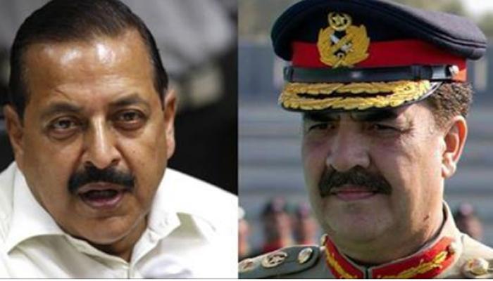 आता भारत पाकव्याप्त काश्मीरबद्दल विचार करतोय, पाकिस्तानला सडेतोड प्रत्यूत्तर