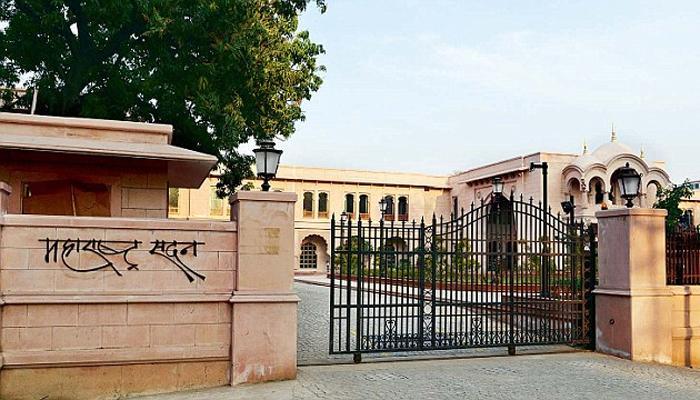 ...हे 'महाराष्ट्र सदन' आहे की थ्री स्टार हॉटेल?