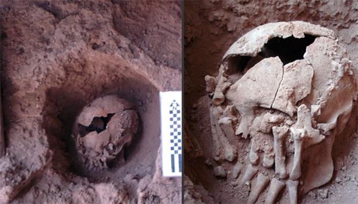 ब्राझीलमध्ये ९००० वर्षांपूर्वी धार्मिक कर्मकांडासाठी द्यायचे नरबळी