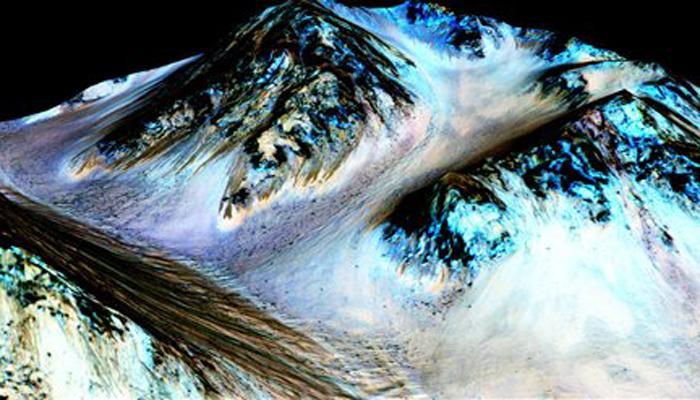 गुड न्यूज: मंगळावर पाणी सापडल्याचा नासाचा दावा