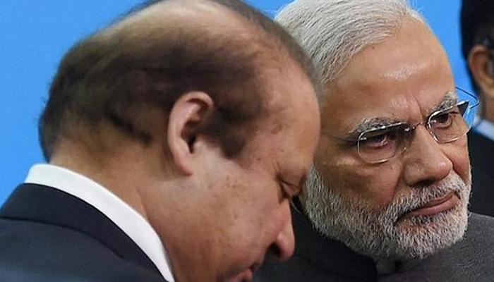 पाकिस्ताननं पहिले दहशतवाद संपवावा, शरीफांच्या आरोपावर भारताचं प्रत्युत्तर
