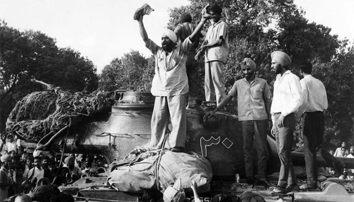 १९६५चे युद्ध: शौर्याच्या बळावर भारताने पराभूत केले पाकला