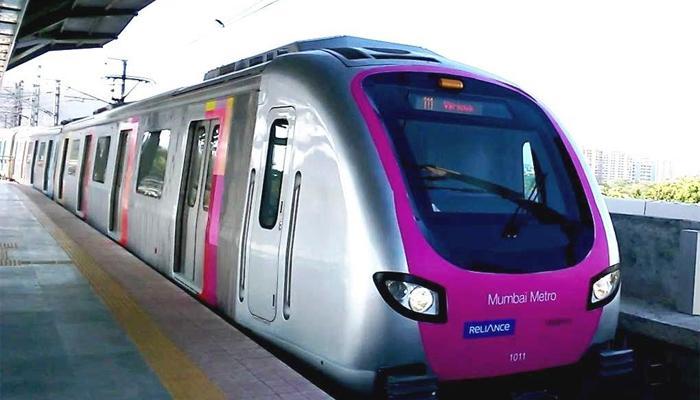 मुंबई-ठाणेकरांसाठी 'एलिवेटेड मेट्रो'ची खुशखबर...