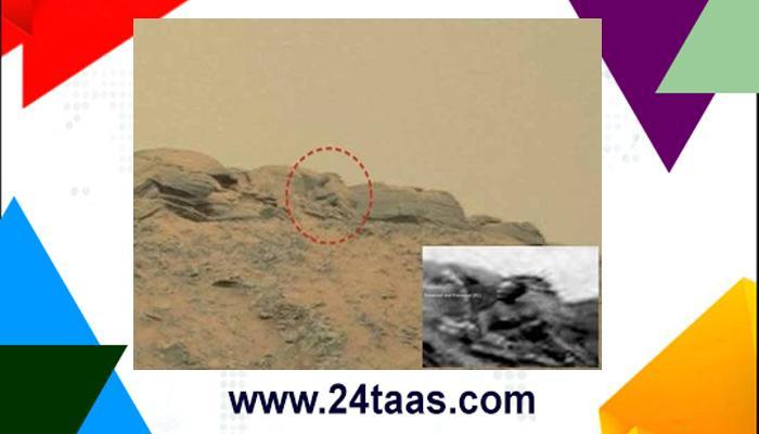 मंगळावर दिसले  गौतम बुद्ध, UFO साइटिंग डेलीचा दावा