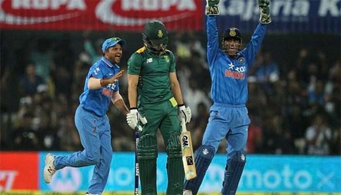 राजकोट वनडे पराभवाची अनेक कारणं सांगितली धोनीने