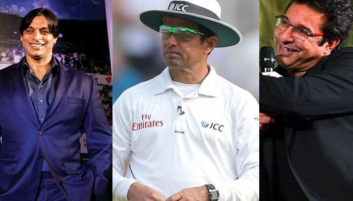 पाकिस्ताने खेळाडू अख्तर, अक्रम, पंच अलीम यांची माघार