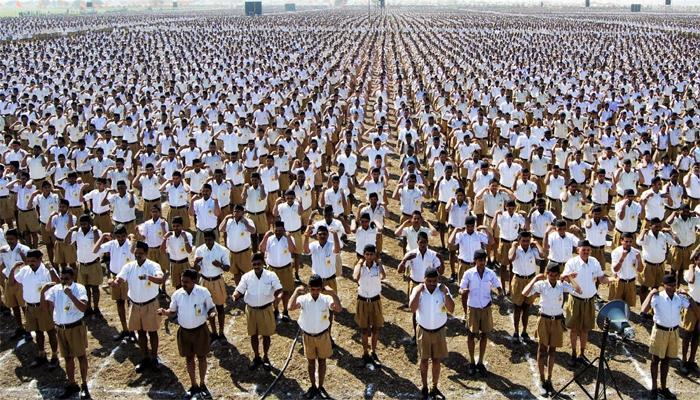 बिहार, महाराष्ट्रात आरएसएसला 'भरती'!