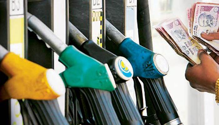 पेट्रोलच्या दरांत घट; डिझेलच्या किंमती मात्र 'जैसे थे'