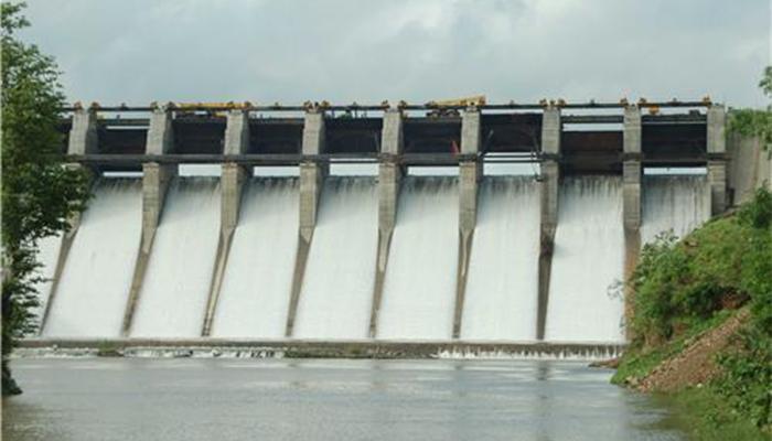 नगर-नाशिक जिल्ह्यातील पाण्याचा मराठवाड्याकडील प्रवास सुरू