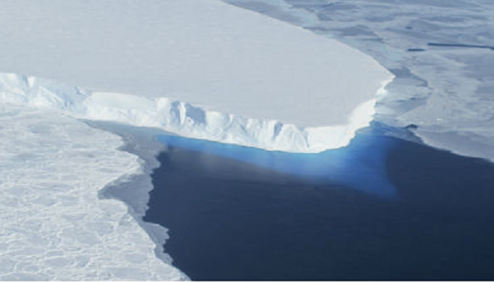 अंटार्टिकामध्ये बर्फ वितळणं झालं कमी, नासाचा रिपोर्ट