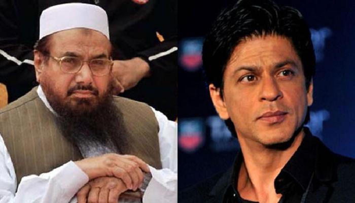 हाफिज सईदच्या शाहरूखला पायघड्या, पाकिस्तानात राहण्याचं आमंत्रण