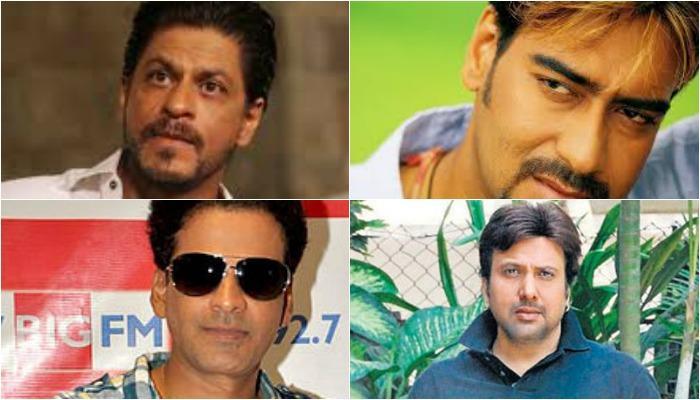 पान मसाला जाहिरात : शाहरुख, अजय देवगण, गोविंदाला नोटीस
