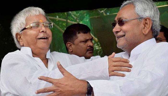 LIVE  :  नितीश कुमार बिहारचे पुन्हा एकदा मुख्यमंत्री