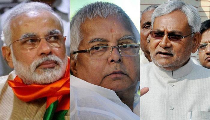 बिहार निवडणूक : शिवसेनेने घेतल्या भाजपच्या तीन विकेट