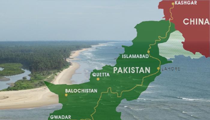 पाकिस्तानचा हिरवा कंदील, चीनचा अरबी समुद्रात प्रवेश