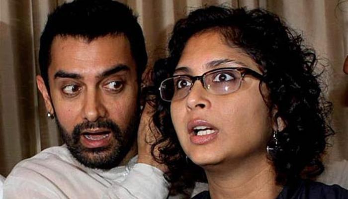 आमिरच्या पत्नीवर टीका करताना घसरली भाजप नेत्याची पातळी