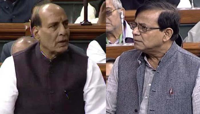 आठशे वर्षांनंतर भारताला हिंदू शासक मिळाला... संसदेत गदारोळ