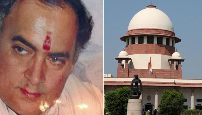 राजीव गांधी हत्याकांड : जयललिता सरकारला मोठा धक्का, मारेकरी सोडू नका : SC