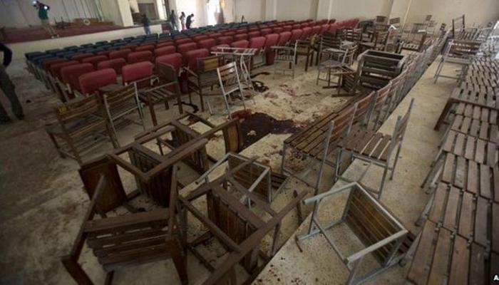 पाकिस्तानकडून वर्षभराच्या आत दहशतवाद्यांना फाशी