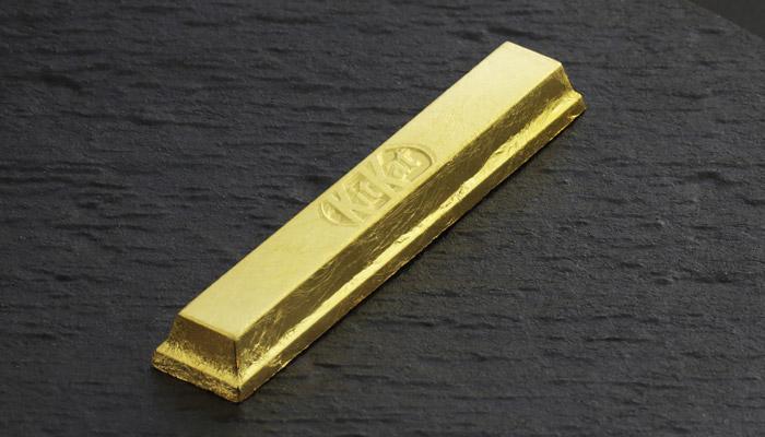 आता घेता येणार सोन्याच्या चॉकलेटचा आस्वाद