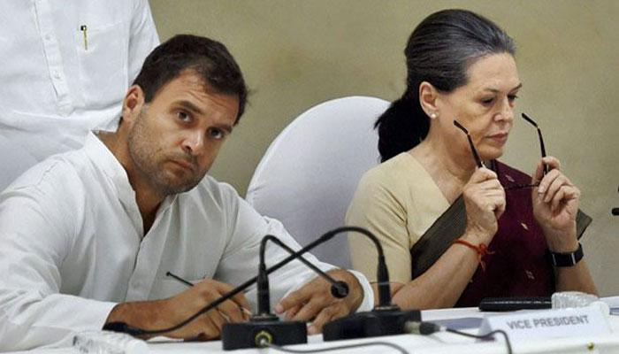 नॅशनल हेराल्ड प्रकरण : सोनिया, राहुल गांधी यांना समन्स