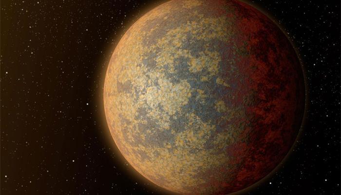 पृथ्वीसारख्याच पण चार पटीनं मोठ्या ग्रहाचा शोध!